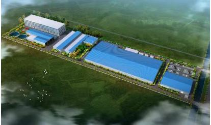 Brief introduction of Zishan edible fungus Silicon Valley Industrial Park and the third fermentation