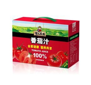 蕃(bo)茄汁禮盒