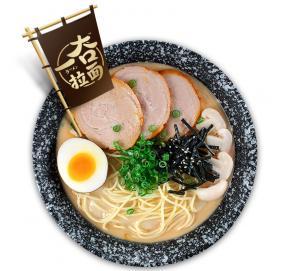 日式豚骨拉面自热面条